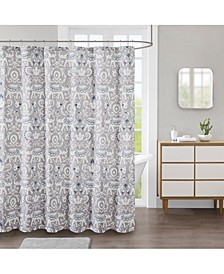 "Decor Studio Kandula 72"" x 72"" Shower Curtain"