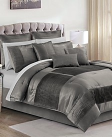 CLOSEOUT! Kellen 14-Pc. California King Comforter Set