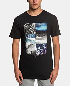 Quiksilver Men's Graphic T-Shirt