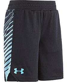 Under Armour Toddler Boys Half Back Shorts
