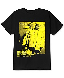 Biggie Brooklyn Men's Graphic T-Shirt