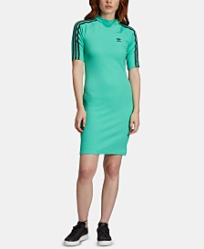 adidas Originals Three-Stripe Dress