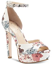 696a7c77baa Jessica Simpson Beeya Two-Piece Platform Sandals