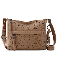 The Sak Alameda Perforated Crossbody