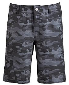 Men's Camo Hybrid Shorts
