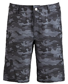 Hi-Tec Men's Camo Hybrid Shorts