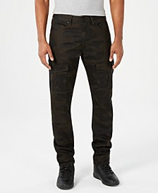 Men's Flight Slim-Straight Jeans, Created for Macy's