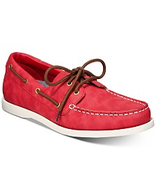 Weatherproof Vintage Men's Benny Boat Shoes