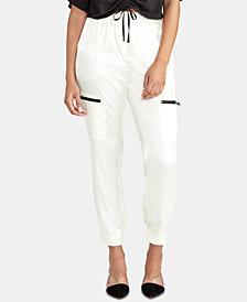 RACHEL Rachel Roy Amalia Pull-On Ankle Pants, Created for Macy's