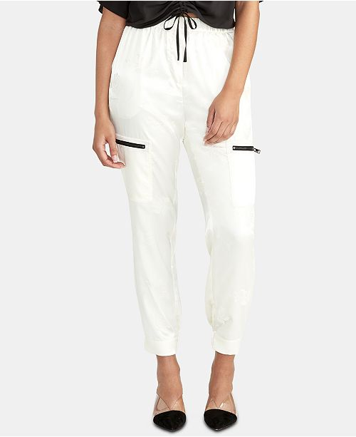 RACHEL Rachel Roy Amalia Pull-On Ankle Pants, Created for Macy's