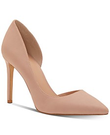 I.N.C. Women's Kenjay d'Orsay Pumps, Created for Macy's