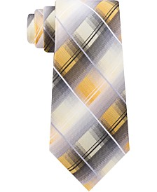 Van Heusen Men's Angel Plaid Tie