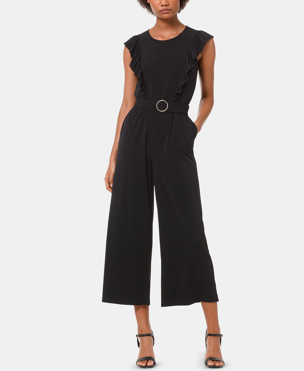 fitted jumpsuit for petites