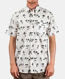 Rip Curl Men's Palm-Tree Graphic Shirt