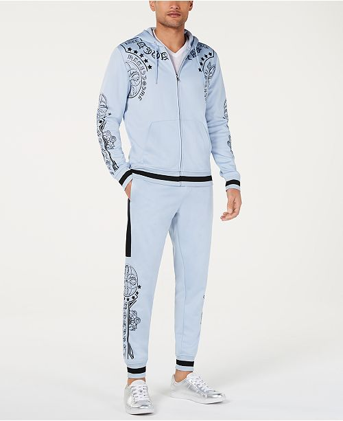 INC International Concepts I.N.C. Fallout Track Suit, Created for Macy's