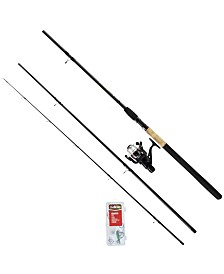 Diem Predator Fishing Set from Eastern Mountain Sports