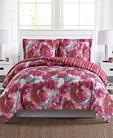 Tinsley Reversible 3-Pc. Mini Comforter Sets, Created for Macy's