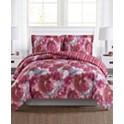 Pem America Tinsley Reversible 2 Piece Twin Mini Comforter Set