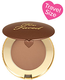 Too Faced Chocolate Soleil Matte Bronzer, Travel Size