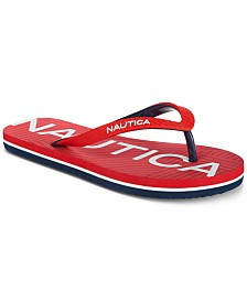 Nautica Little & Big Boys Ashen Flip-Flops