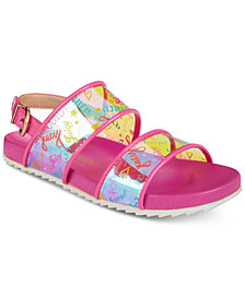 Juicy Couture Little & Big Girls Sunnyvale Sandals