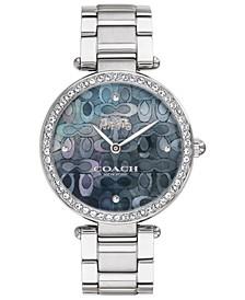 Women's Park Stainless Steel Bracelet Watch 34mm