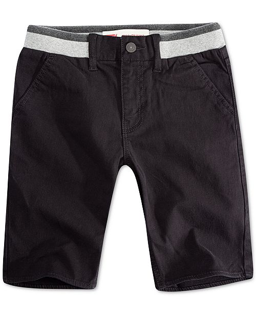 Levi's Big Boys 511 Slim-Fit Pull-On Shorts