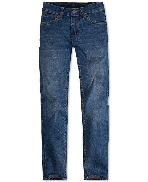Levi's Little Boys 502 Regular Taper-Fit Jeans