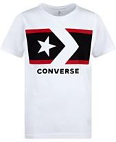 75d6345a0954 Converse Boys Star Chevron Logo T-Shirt