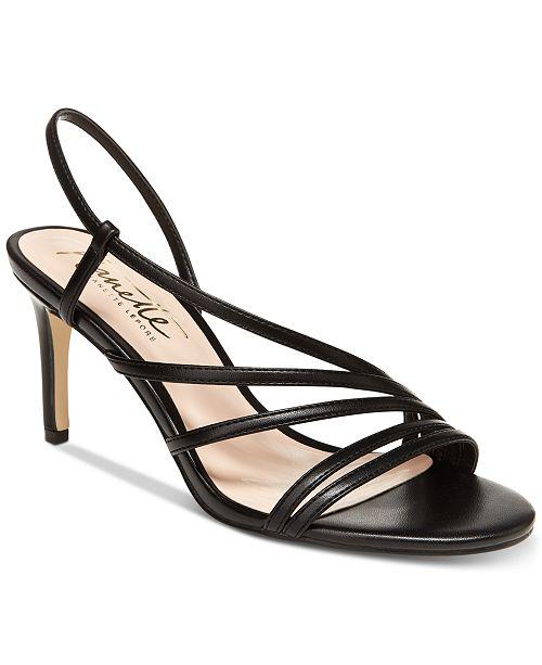 Nanette Lepore Bria Dress Sandals