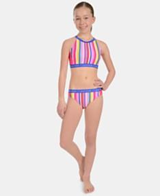 c88138b8dc62 Girls Swimsuits & Girls Swimwear- Bathing Suits for Girls - Macy's