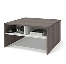 """Small Space 29.5"""" Storage Coffee Table"""
