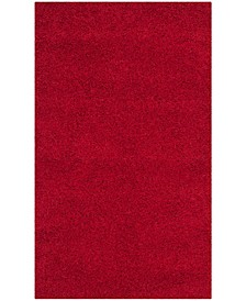 Laguna Red 3' x 5' Area Rug