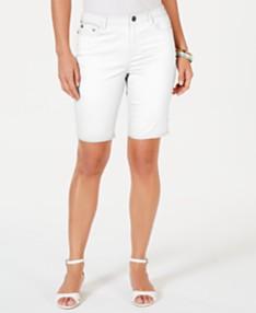 254084ca62037c Bermuda Womens Shorts - Macy's