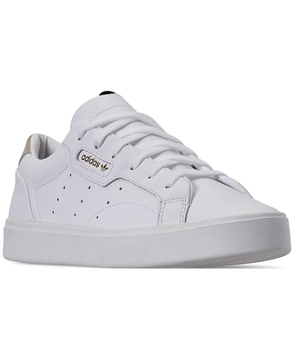 adidas Sleek Casual Sneakers from Finish Line