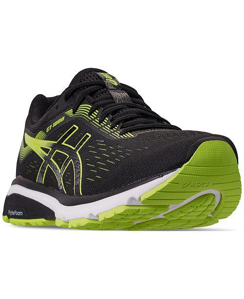 6871e6e4360 Asics Men s GT-1000 7 Running Sneakers from Finish Line   Reviews ...