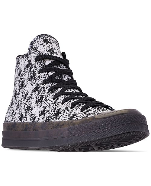 4b505458872b ... Converse Men s Chuck Taylor All Star 70 High Top Casual Sneakers from  Finish ...
