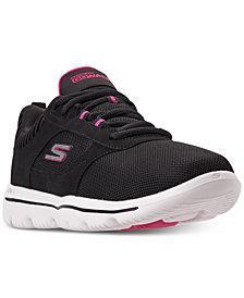 Skechers Women's GOwalk Revolution Ultra Walking Sneakers from Finish Line