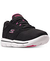4e18a52baa Skechers Women s GOwalk Revolution Ultra Walking Sneakers from Finish Line