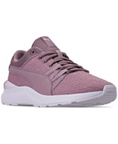 Puma Women s Adela Gradient Casual Sneakers from Finish Line 316ba0466