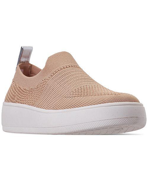 Steve Madden Little Girls' JBEALE Slip-On Sneakers from Finish Line