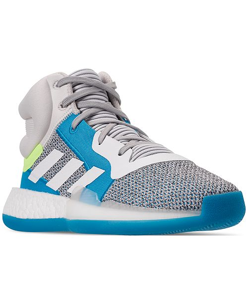 adidas Boys' Marquee Boost Basketball Sneakers from Finish Line