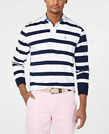 Tommy Hilfiger Men's Mason Rugby Shirt