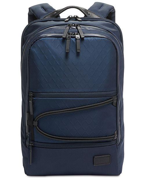 26ef4a080 Tumi Men's Westville Backpack & Reviews - All Accessories - Men ...