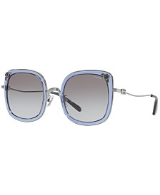 Coach Sunglasses, HC7101B 53 L1081