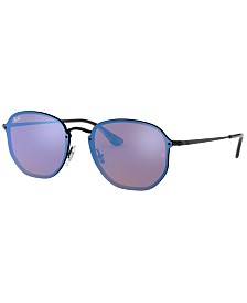 Ray-Ban Sunglasses, RB3579N 58