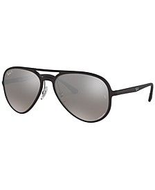 Polarized Sunglasses, RB4320CH 58