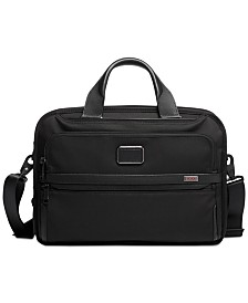 Tumi Men's Triple Compartment Briefcase