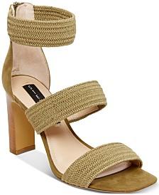 STEVEN by Steve Madden Jelly Stretch Dress Sandals