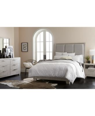 CLOSEOUT! Camilla Bedroom Furniture, 3-Pc. Set (King Bed, Nightstand & Chest), Created for Macy's